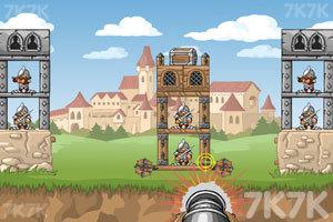 《炮轰铁甲兵3》游戏画面2