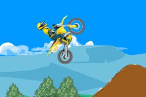《极限摩托越野2》游戏画面1