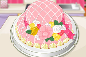 美味的帽子蛋糕