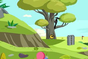 《可爱的鹦鹉逃脱》游戏画面1