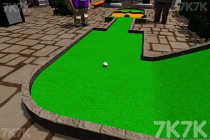 《我的世界高尔夫》游戏画面3