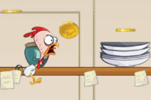《奔跑吧火鸡》游戏画面1