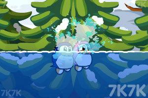 《企鹅爱吃鱼3新大陆》游戏画面5