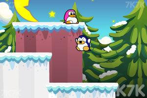 《企鹅爱吃鱼3新大陆》游戏画面4