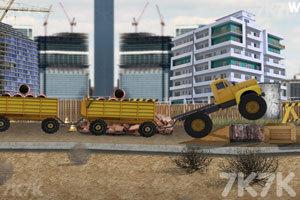 《城市货车驾驶》游戏画面3