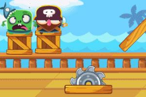 《海盗大作战》游戏画面1