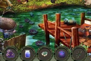 《池塘里的仙女》游戏画面1