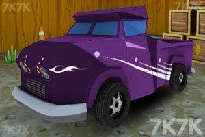 《环山路上的货车郎》游戏画面5