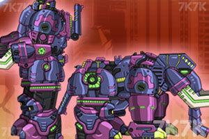 《组装机械龙合集2》游戏画面3
