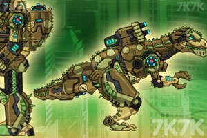 《组装机械龙合集2》游戏画面2