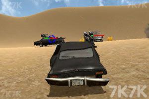 《沙漠死亡飞车》游戏画面1