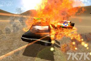 《沙漠死亡飞车》游戏画面2