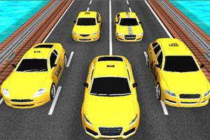 《拼出租车》游戏画面1