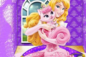 《照顾公主的宠物》游戏画面1