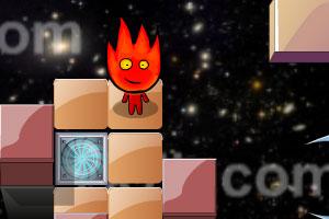 《太空冰火人》游戏画面1