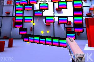《雷速激光枪》游戏画面5