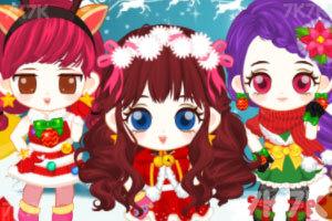 《阿sue的圣诞风格》游戏画面1