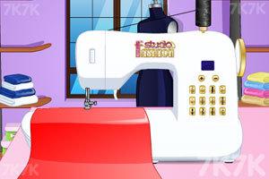 《时尚的滑板女孩》游戏画面4