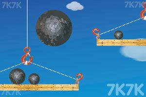 《小球天平玩平衡》游戏画面1