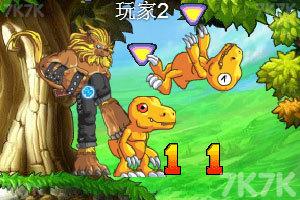 《超数码宝贝2.0》游戏画面6