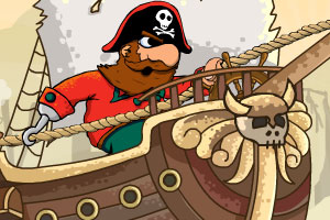 海盗深海藏宝