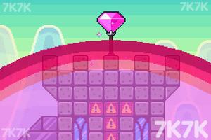 《拆毁城堡选关版》游戏画面3