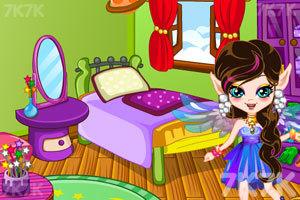 《彩虹精灵房间装饰》游戏画面3