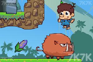 《荒岛求生》游戏画面3