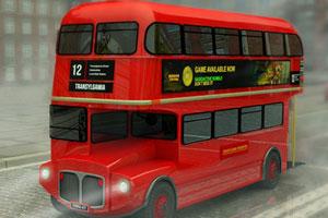 《伦敦双层巴士停车》截图2