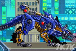 《组装机械金刚狼》截图4