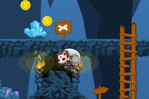 《忍者攀登》游戏画面1