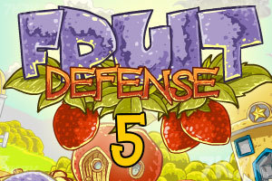 《水果保卫战5》游戏画面1