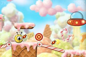《外星人玩转糖果世界》游戏画面3