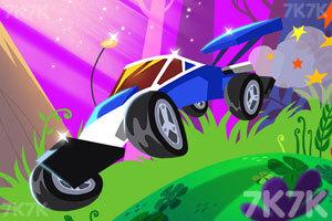 《迷你四驱车竞赛》游戏画面1