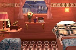 《东方快车之夜之第一站》游戏画面1