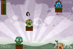 《愤怒的小忍者》游戏画面2