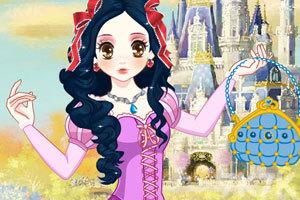 《森迪公主的童话梦》游戏画面3