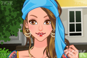 《吉普赛女孩》游戏画面3