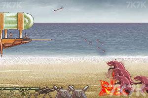 《空陆双防4》游戏画面2
