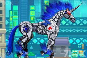 《组装独角兽》游戏画面3