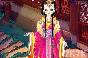 《中国古代美公主》游戏画面2
