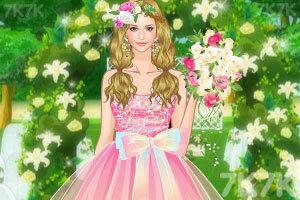 《多彩的新娘礼服》截图2