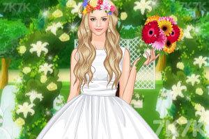 《多彩的新娘礼服》截图3