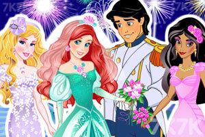 《人鱼公主的婚礼》截图3