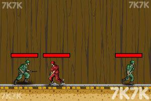 《军事战役之地下风暴2》游戏画面3