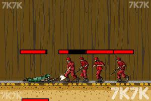 《军事战役之地下风暴2》游戏画面2