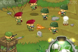 《英雄之戰中文版》游戲畫面4