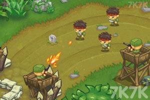 《英雄之戰中文版》游戲畫面5