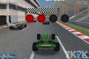 《F1弯道赛》游戏画面2
