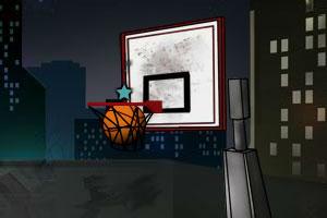 《技巧投篮高手》游戏画面1